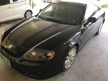 2006 HYUNDAI TUSCANI GT/MANUAL/RUNS GREAT-70K MILES in Osan AB, South Korea