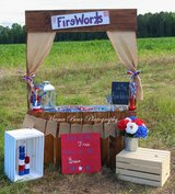 Fireworks Stand Mini Session Special in Camp Lejeune, North Carolina