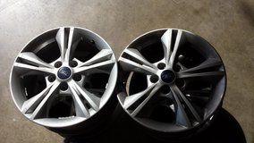 "16"" Rims from 2013 Ford Focus in Travis AFB, California"