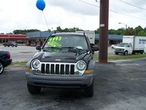 JEEP LIBERTY 4X4 AUTO LOW MILES ~REDUCED~ in Camp Lejeune, North Carolina