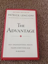 The Advantage by Patrick Lencioni in Batavia, Illinois