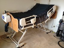 LIKE NEW HOSPITAL BED (CAN DELIVER) in San Diego, California