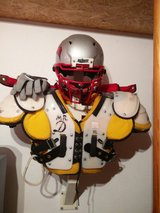 Football Equipment Schutt, Douglas, Cutters in Ramstein, Germany