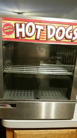 hot dog steamer in Tinley Park, Illinois
