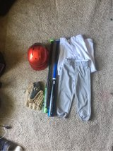 baseball equipment in Fort Leonard Wood, Missouri