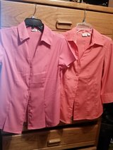 Two Cato front button shirts in Fort Bragg, North Carolina