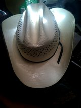 Stetson Shantung Panama Hat in 29 Palms, California