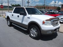 2004 Ford F150 Super Crew 4x4 in Fort Leonard Wood, Missouri