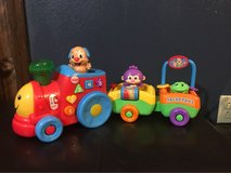 Fisher Price Smart Stages Crawl Along Train in Fort Leonard Wood, Missouri