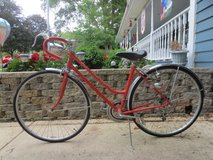"Woman's bike 26""? Schwinn 10 speed super sport, 1973 in Naperville, Illinois"
