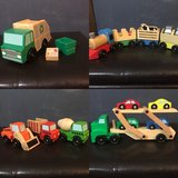Melissa & Doug Wooden Toy Lot in Fort Leonard Wood, Missouri