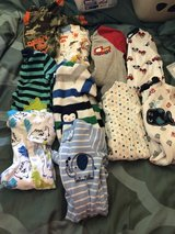Baby boy sleepers 0-3months in Alamogordo, New Mexico