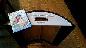 Arc barrel and 1 instructional dvd in Conroe, Texas