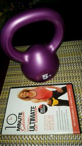Kettle Bell and video in Spring, Texas