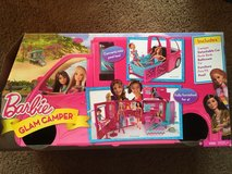 Barbie Glam Camper in Plainfield, Illinois