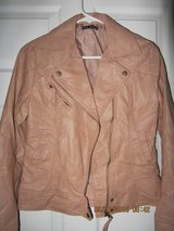 *Coral Color Jacket, Size Small women (Faux Leather)** in Camp Lejeune, North Carolina