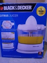 black and decker juicer in Baytown, Texas