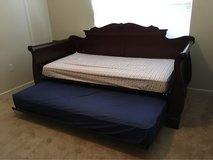 Daybed with Trundle Bed in Fort Bragg, North Carolina