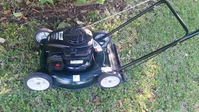 Bolens 20 in push mower in Katy, Texas