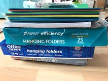 Hanging folders ( new) in Ramstein, Germany