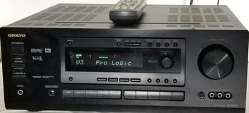 Onkyo Receiver 5.1 Multi Channel TX- DS676 in Camp Lejeune, North Carolina