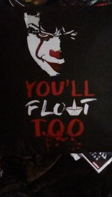 It pennywise 2017 pillow you'll float too in Elizabethtown, Kentucky