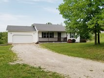 3br 2bath walkout basement, fenced back yard County St Robert / Ft Leonardwood MO in Fort Leonard Wood, Missouri
