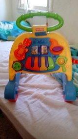 Good condition Fisher- price toddler walker and activities toy in Alamogordo, New Mexico