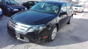 2011 Ford Fusion 2.5automatic in Stuttgart, GE