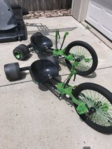 Huffy Green machine Bike in Naperville, Illinois