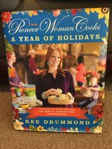 Pioneer Woman Holiday Cookbook in Fairfield, California