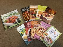 Pampered Chef Cookbooks in Vacaville, California