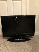 "24"" TV in Travis AFB, California"