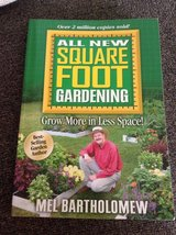All New Square Foot Gardening in Wheaton, Illinois