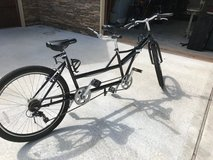 Tandem Bike - folds for travel and storage in Conroe, Texas