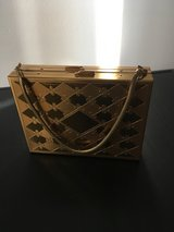 Vintage snake strap makeup/money case in Joliet, Illinois