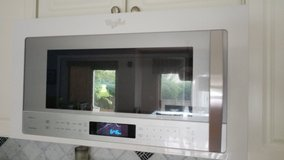whirlpool over the range true convection microwave in Chicago, Illinois