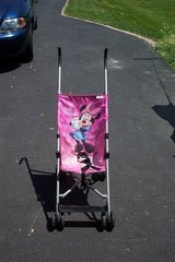 DISNEY FOLDING  STROLLER in Aurora, Illinois