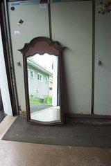 "49 "" TALL X 21 "" WIDE,  X 2 3/4"" THICK WALL MIRROR in Aurora, Illinois"