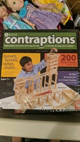 Keva contraptions 200 pine planks -NEW in Lockport, Illinois