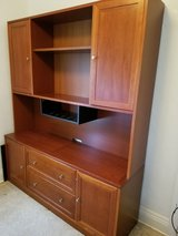 office tall credenza. MUST SELL in Bartlett, Illinois
