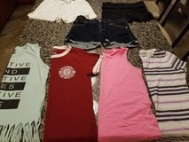 7-pieces girls clothes size 14 in Naperville, Illinois