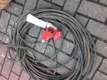! Industrial Power Cord 330 volt in Ramstein, Germany