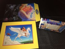 Disney VHS and Lithographs (2nd group) in Wilmington, North Carolina