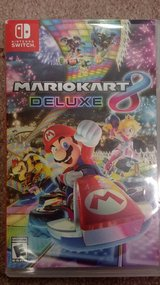 Mario Kart 8 Deluxe for Nintendo Switch in Perry, Georgia
