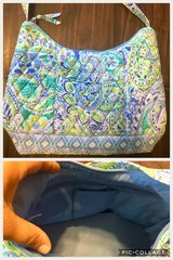 Purse- blue and green in Leesville, Louisiana