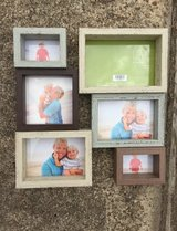 NEW Multi-Photo Picture Frame in Conroe, Texas