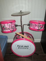 First Act Discovery Childrens Drums in Perry, Georgia