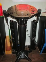 Singing Machine Bluetooth Pedestal Karaoke System in Warner Robins, Georgia