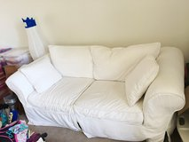White Couch in Los Angeles, California